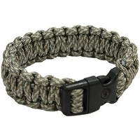 "Ultimate Survival Technologies 8"" Bracelet, Green Camo - Walmart.com"
