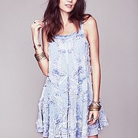 Martini Embellished Trapeze at Free People Clothing Boutique