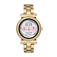 Michael Kors Access Sofie Goldtone Touchscreen Smart Watch