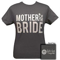 Girlie Girl Originals Mother Of The Bride Wedding Bridal Shower Party T-Shirt
