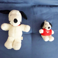 Vintage Spike Plushie. Peanuts Gang, Snoopy's Brother (Stuffed Animals, Plush Dogs 1990's; Knott's Berry Farm merch; Soft Toys, used)