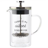 Small French Press – Scream for Coffee