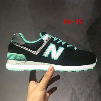 """""""New Balance"""" Fashion Casual All-match N Words Breathable Couple Sneakers Shoes I-P"""