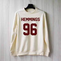 Hemmings 96 Luke Hemmings Sweatshirt Sweater Shirt – Size XS S M L XL