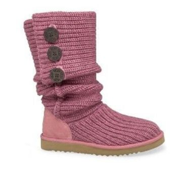 UGG Classic Cardy 5819 Rose Outlet UK
