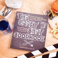 The Geeky Chef | Firebox.com - Shop for the Unusual