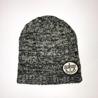 Bare Wires Cable Knit Beanie