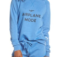 The Laundry Room Airplane Mode Cozy Lounge Sweatshirt | Nordstrom