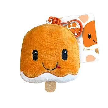 Backpack Buddy: Orange Creamsicle