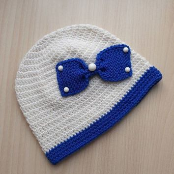 Crochet Hat for Girl, Free shipping