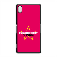 Celebrity Hater Hard Plastic Case for Sony Xperia Z2 by Chargrilled