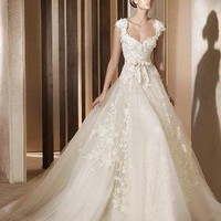 Elie by Elie Saab 2011 2011 Bridal Collection: wedding gowns and accessories - Pronovias