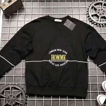 balenciaga women and man fashion casual letter long sleeve shirt tops i a gdppzx one nice 2