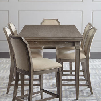 Betina Counter Height Dining Table and Matching Items