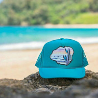 Sunrise Surf Trucker hat