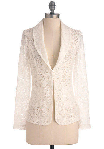 Business is Blooming Jacket | Mod Retro Vintage Jackets | ModCloth.com