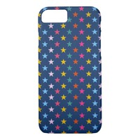 Colorful Stars iPhone 8/7 Case