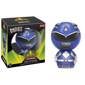 Funko Dorbz: Power Rangers Mighty Morphin 3 inch Vinyl Figure - Blue Ranger