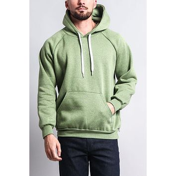 Premium Heavyweight Pullover Heather Hoodie HL13101 - R9A