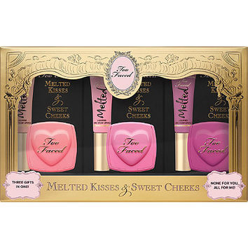 Too Faced Melted Kisses & Sweet Cheeks Ulta.com - Cosmetics, Fragrance, Salon and Beauty Gifts