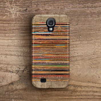 Stripe Samsung galaxy s3 case boho samsung galaxy note 2 case ethnic samsung Galaxy s4 case colorful Galaxy s2 case wood samsung case c241