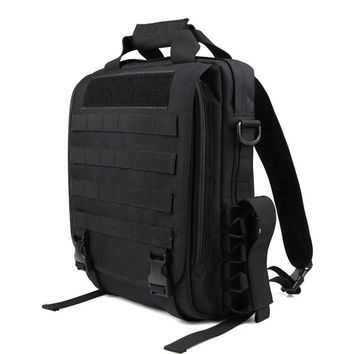 Tablet PC Package men travel bags Military Camouflage Men's Sling Bag Waterproof Bandolera Communication Equipment Backpack