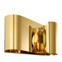 Gold Wall Lamp | Eichholtz Crawley