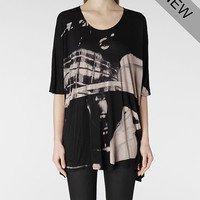 Womens Resonate Dreams T-shirt (Ebony) | ALLSAINTS.com