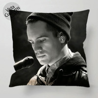 brendon urie Panic! at the Disco pillow case, cover ( 1 or 2 Side Print With Size 16, 18, 20, 26, 30, 36 inch )