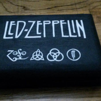 Led Zepplin Stash Wooden Box