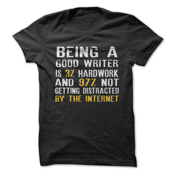 Being Good Writer