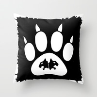 Graphic Design Throw Pillow by Robleedesigns