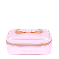Bow jewellery case - Dusky Pink | Gifts for her | Ted Baker UK