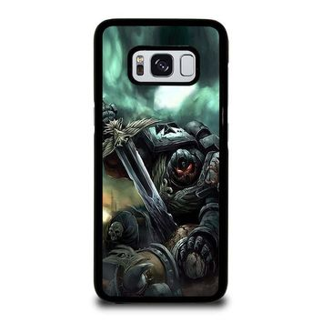 warhammer black templar samsung galaxy s3 s4 s5 s6 s7 edge s8 plus note 3 4 5 8  number 1