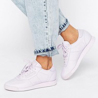 Reebok | Reebok Lilac Ice Princess Spirit Sneaker at ASOS