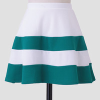 Tisbury Stripe Skirt