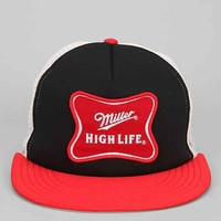 Miller High Life Trucker Hat- Red One