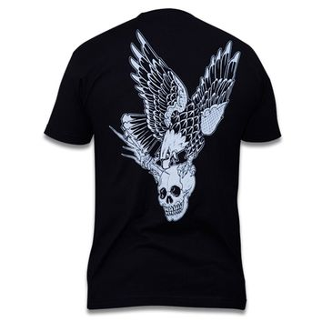 Men's Vengeance Print Tee