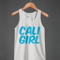 Cali - Text Tops - Skreened T-shirts, Organic Shirts, Hoodies, Kids Tees, Baby One-Pieces and Tote Bags