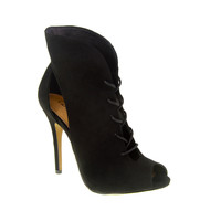 Julius Peep Toe Ankle Boot | Chinese Laundry