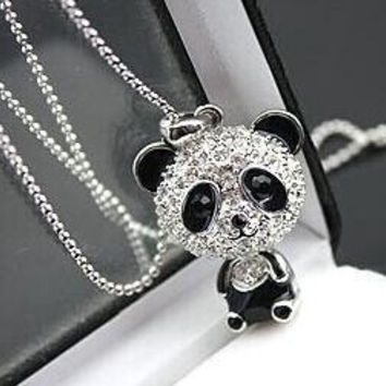 Cute Female Panda Jewelry