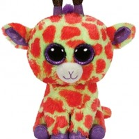 Darci Giraffe 16 Inch Beanie Boo | Girls Stuffed Animals Beauty, Room & Toys | Shop Justice