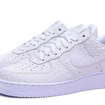 LMFON Nike Air Force 1 07 LV8 White For Women Men Running Sport Casual Shoes Sneakers