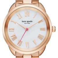 kate spade new york 'crosstown' bracelet watch, 34mm | Nordstrom