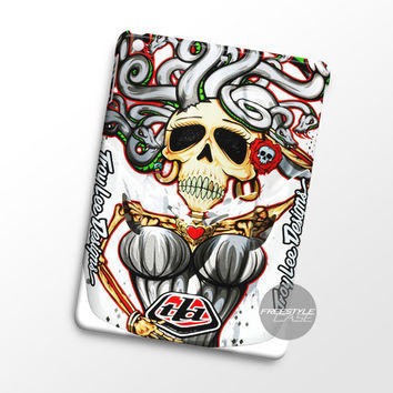 Art Work Troy Lee Design Air Medusa iPad Case Case Cover Series