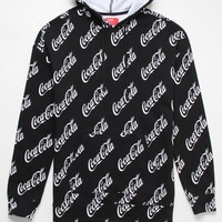PacSun x Coca-Cola Oversized Pullover Hoodie at PacSun.com
