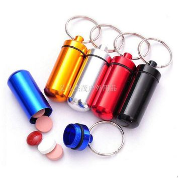 ONETOW New Outdoor multifunctional medicine bottle family essential medicine box convenient first aid small medical Cartridge