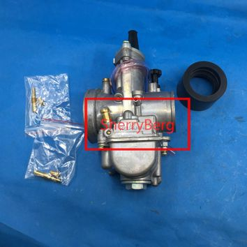 NEW 32MM Power Jet Carburetor Carb replace KOSO PWK Keihin OKO 32 Dirt Bike ATV  carburettor carby