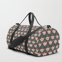 Day 22/25 Advent - Little Helpers Duffle Bag by lalainelim