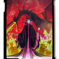Maleficent Red Dragon iPad 2 3 4, iPad Mini 1 2 3 , iPad Air 1 2